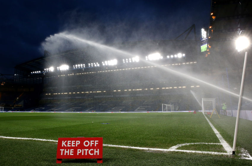 LONDON, ENGLAND - DECEMBER 05: A general view of the stadium prior to the Barclays Premier League match between Chelsea and A.F.C. Bournemouth at Stamford Bridge on December 5, 2015 in London, England. (Photo by Ian Walton/Getty Images)