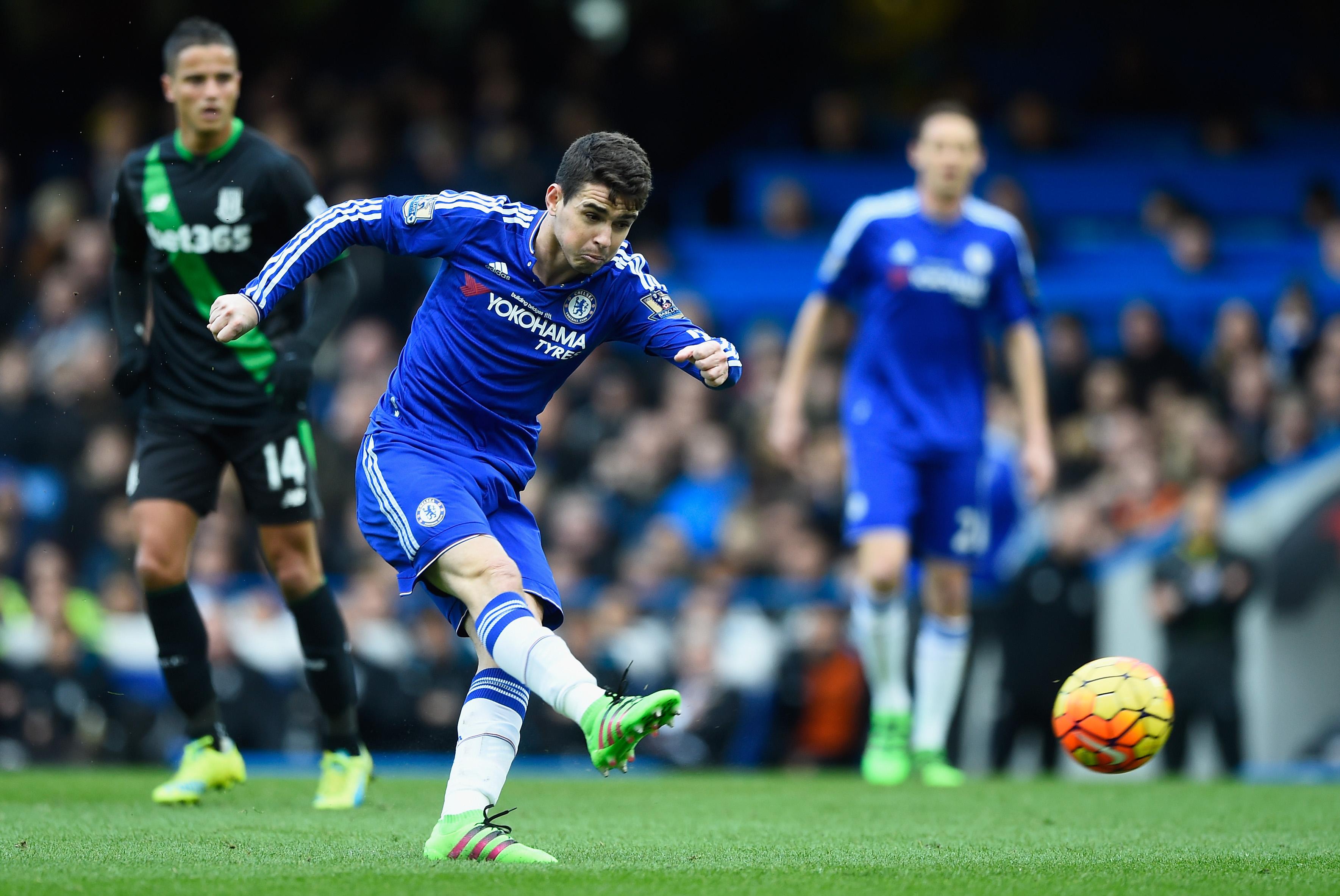 Chelsea FC player evaluations 2015/16: Oscar
