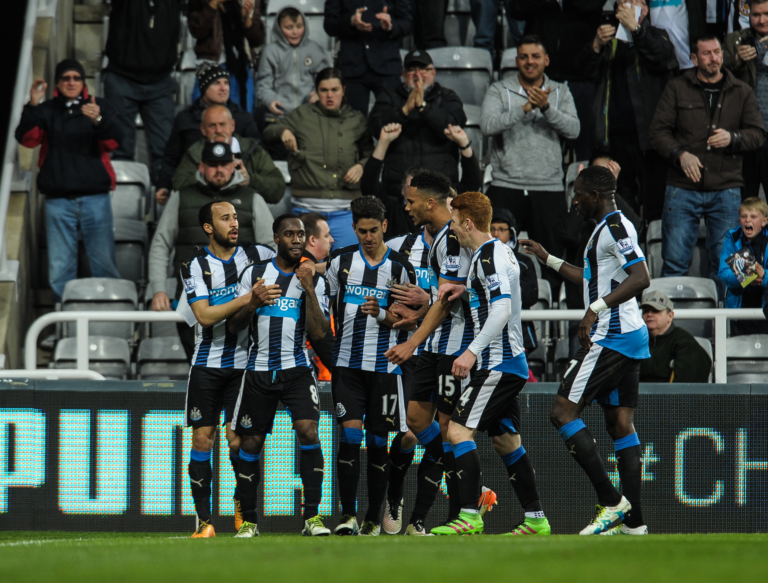 Newcastle United: Newcastle United Show Fight In Draw With Manchester City