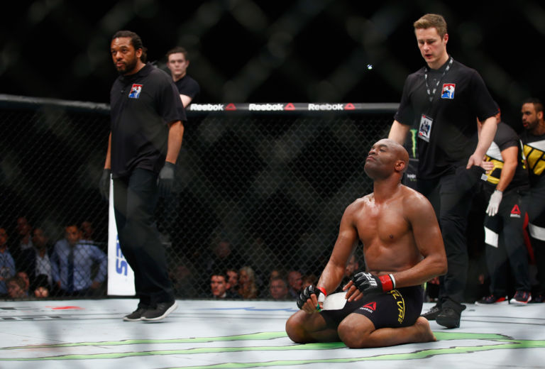 Anderson Silva is hoping to fight at UFC 200