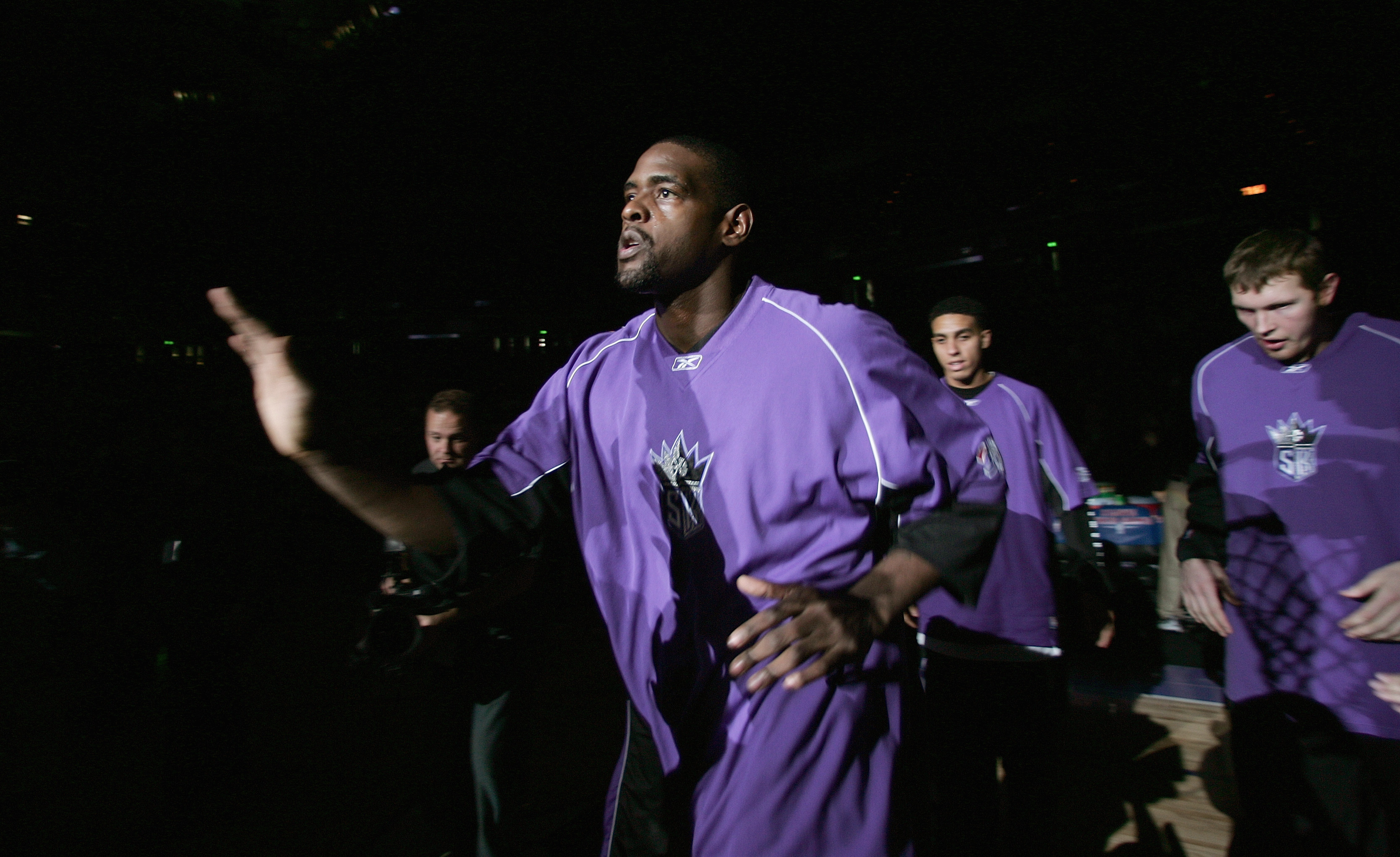 Chris Webber thinks Game 6 of 2002 Western Conference Finals was fixed