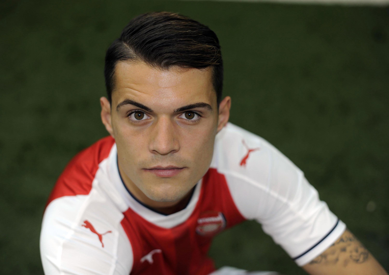 Arsenal 5 Terrible Nicknames For Granit Xhaka
