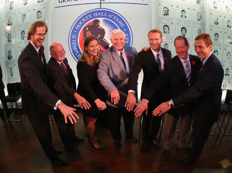 NHL: 4 2017 Hockey Hall of Fame candidates