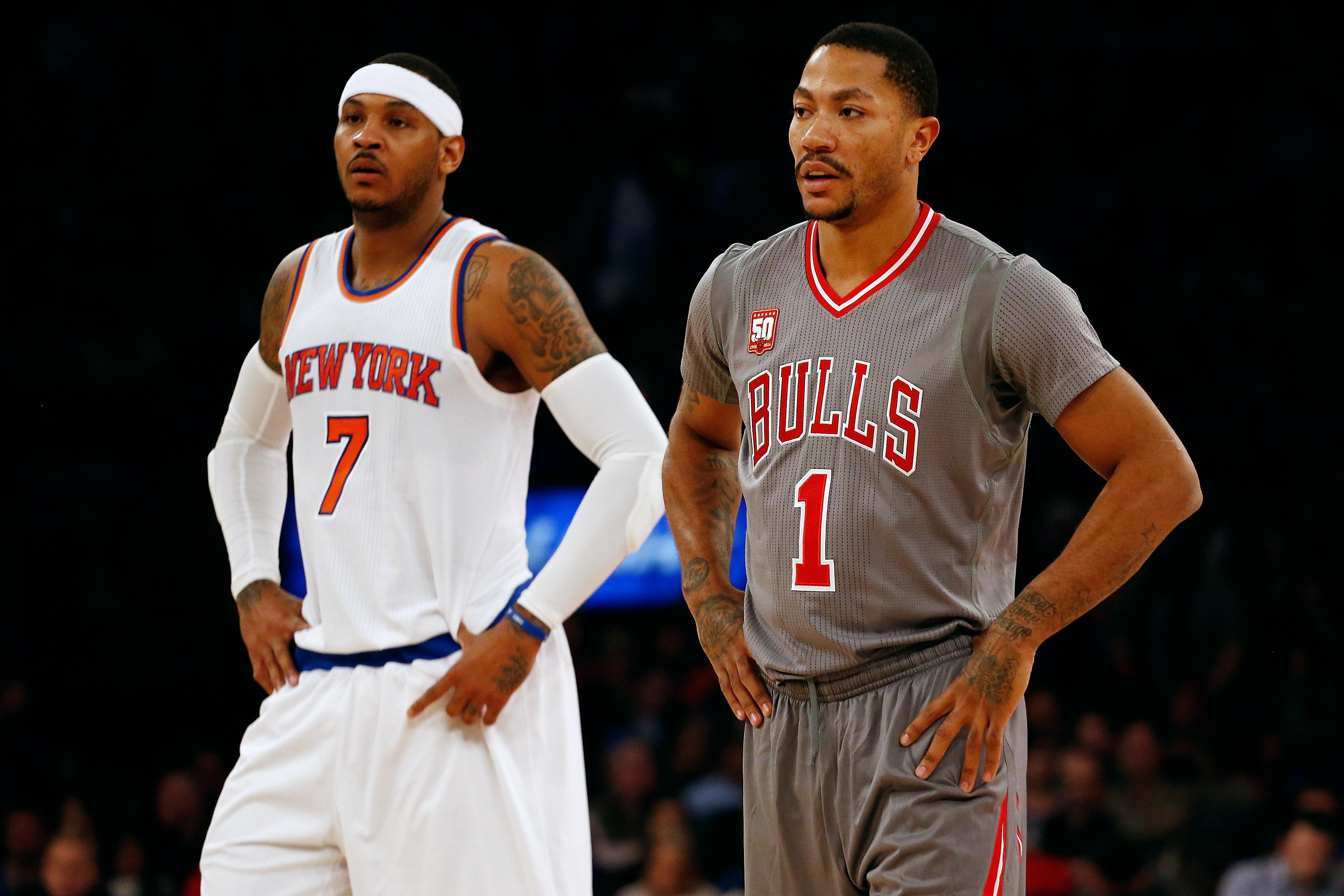 New york knicks best move they did didn 39 t make - Derrick rose wallpaper knicks ...