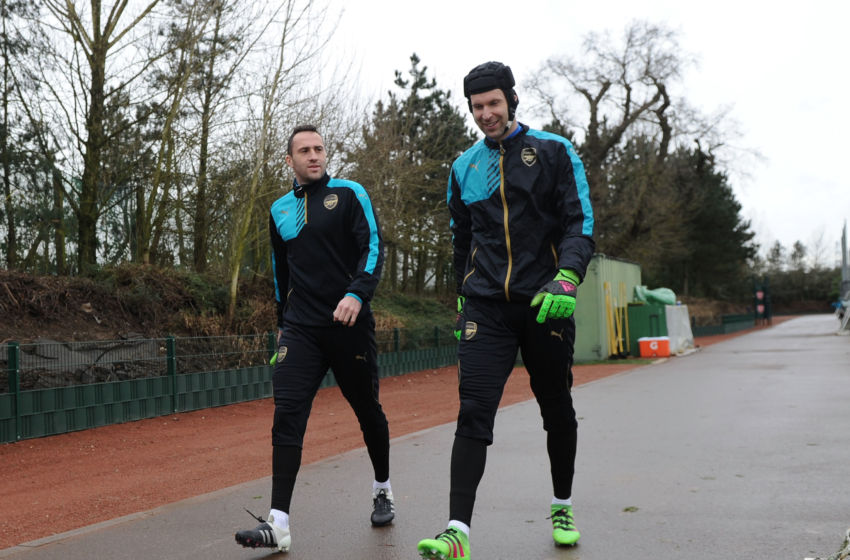 Arsenal, David Ospina, Petr Cech
