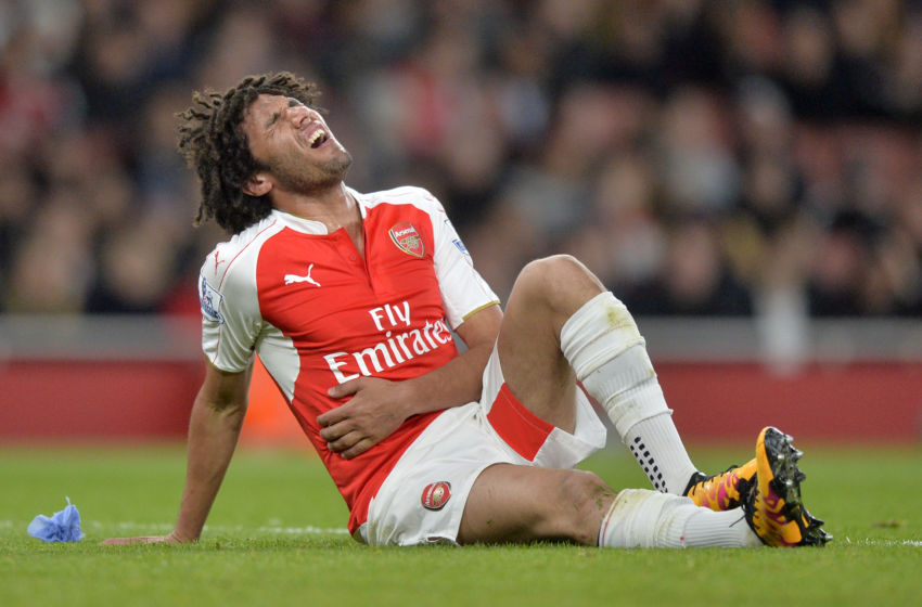 Arsenal: Mohamed Elneny Injury Has Major Redeemable Factor
