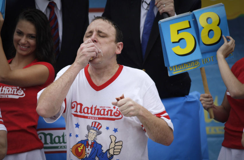 How Many Hot Dogs Did Joey Chestnut Eat In