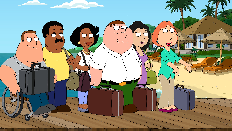 Family Guy Won T Parody Star Wars The Force Awakens