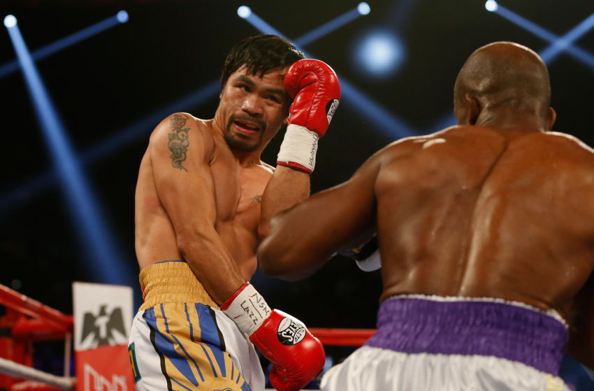 Manny Pacquiao must be aware of the ring geography against Vargas.
