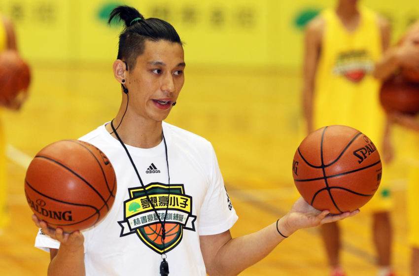 Jimmy lin basketball