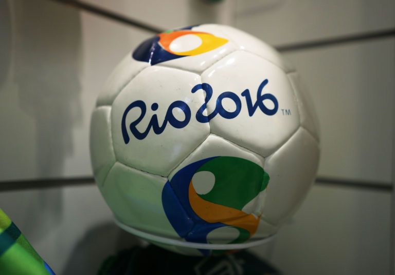 Image result for Rio 2016 Olympic Soccer