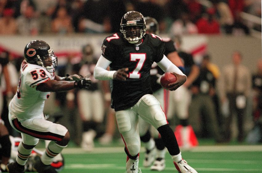 Michael Vick Says He Was Sometimes Too Dominant During