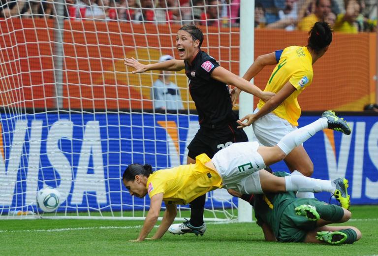 Olympics vs world cup a