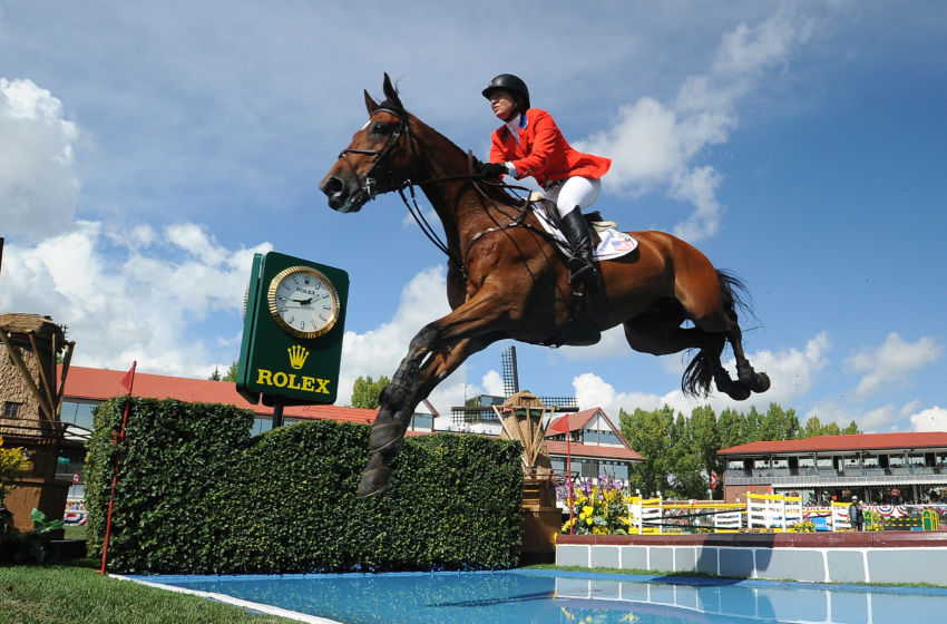 Watch Olympic equestrian show jumping live stream, Sunday ...