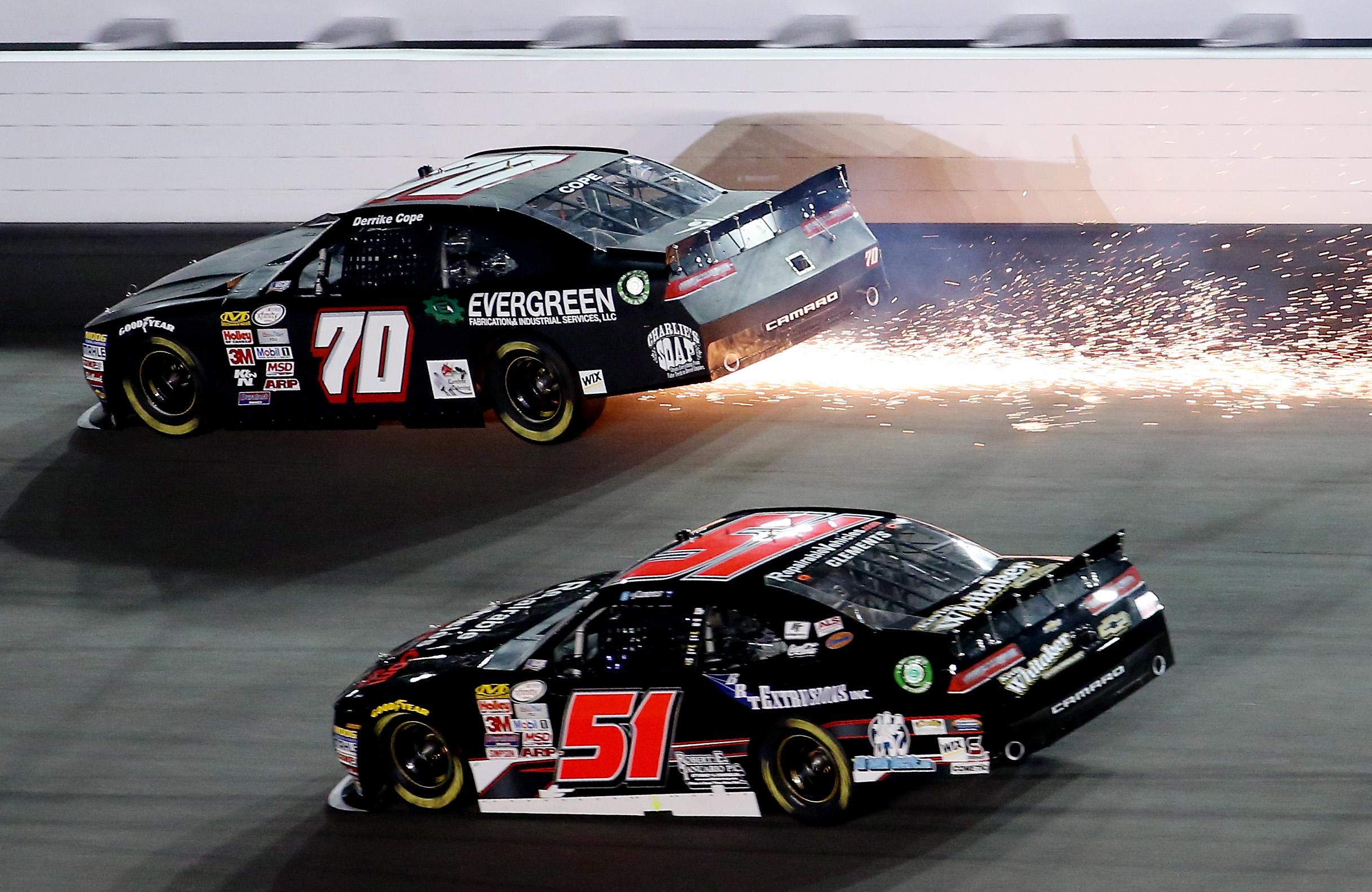 NASCAR XFINITY Series 2017 drivers and teams