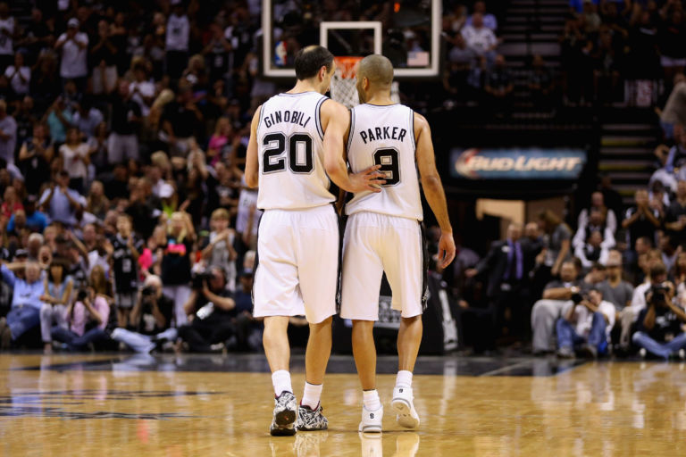 San Antonio Spurs legends retiring from international ...