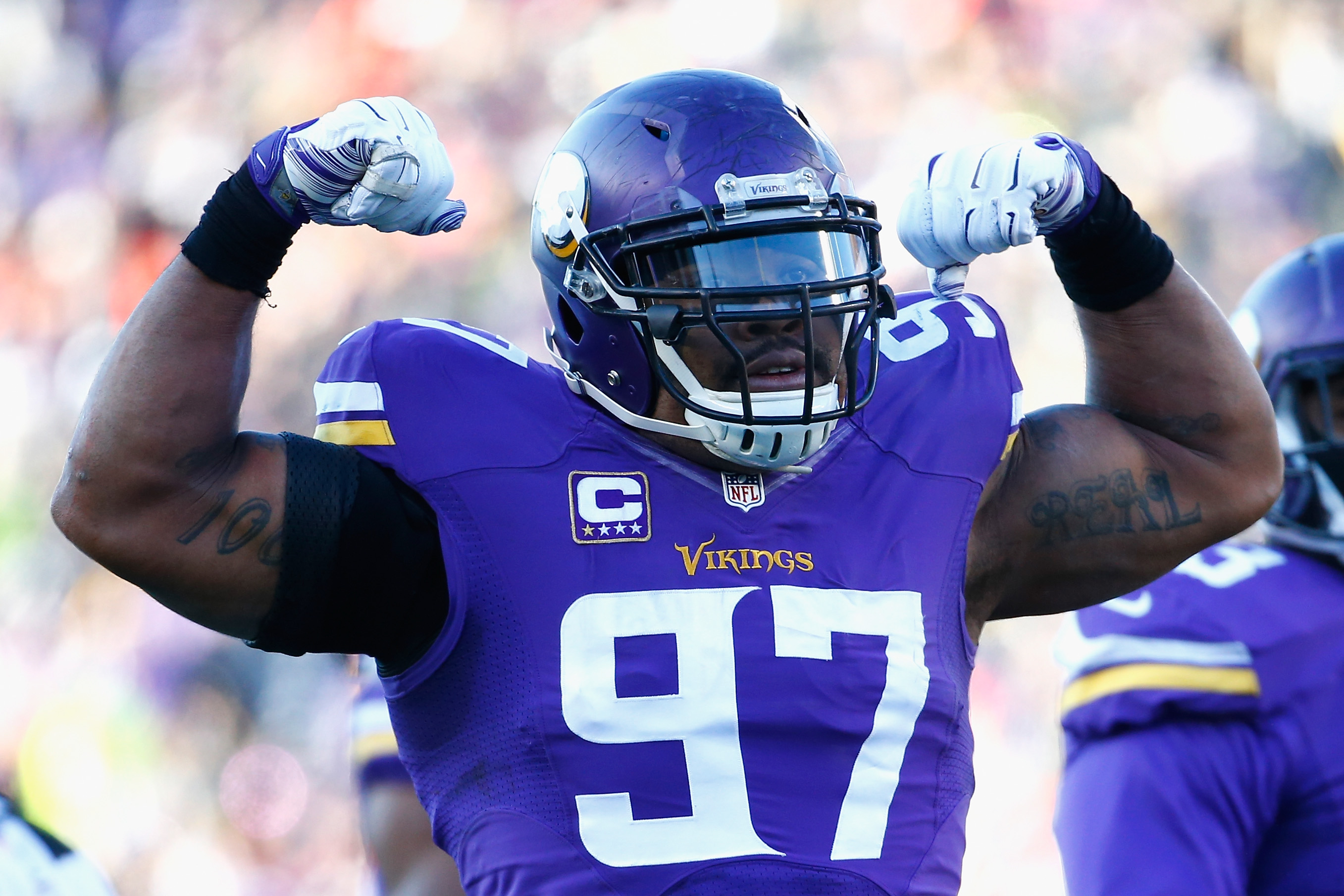 Image Result For Everson Griffen
