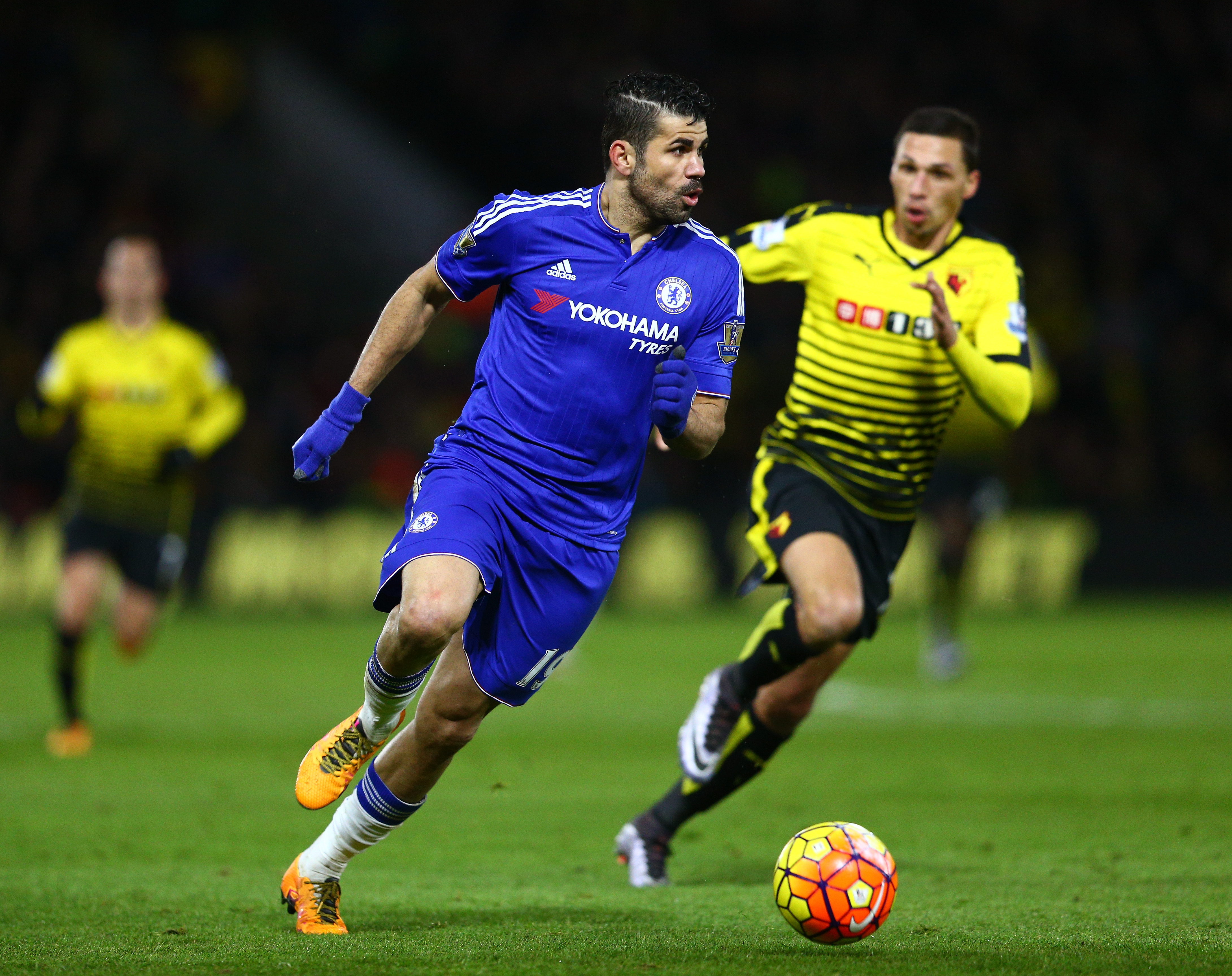 Chelsea Vs Watford: Chelsea And Watford Head-to-head: The Last Five Clashes