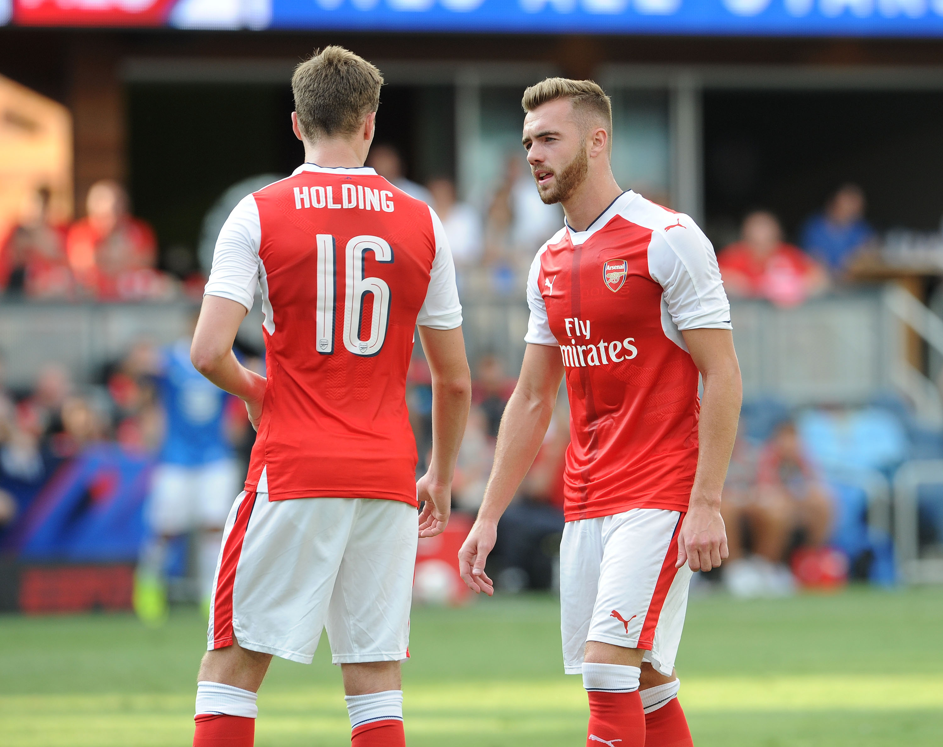 Arsenal step up chase for Mustafi as Gabriel is ruled out