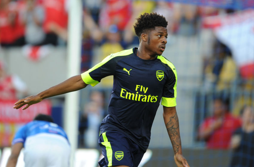 Chuba Akpom, Arsenal