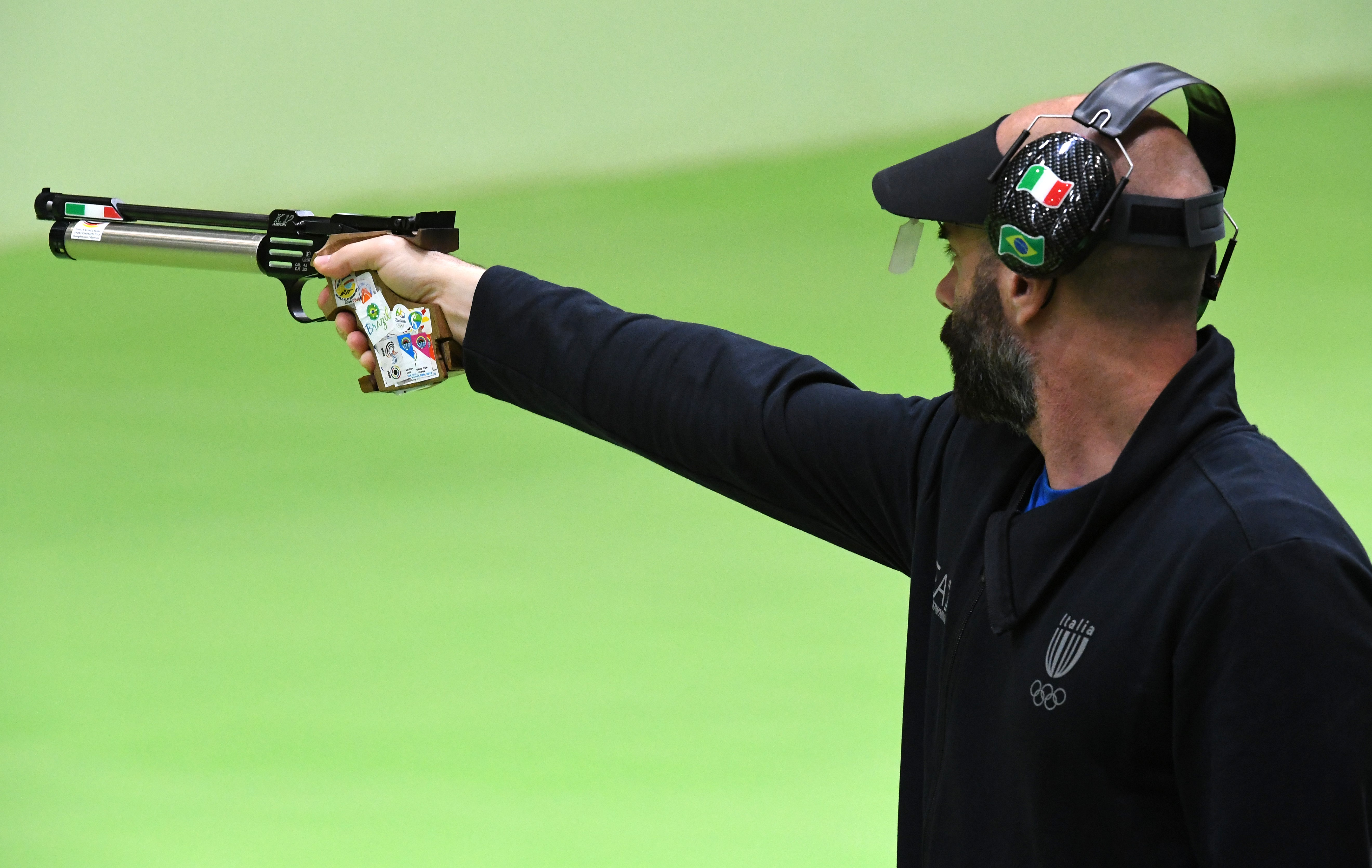 Live Stream Shooting Wallpaper: Olympics Shooting Live Stream: Watch Online