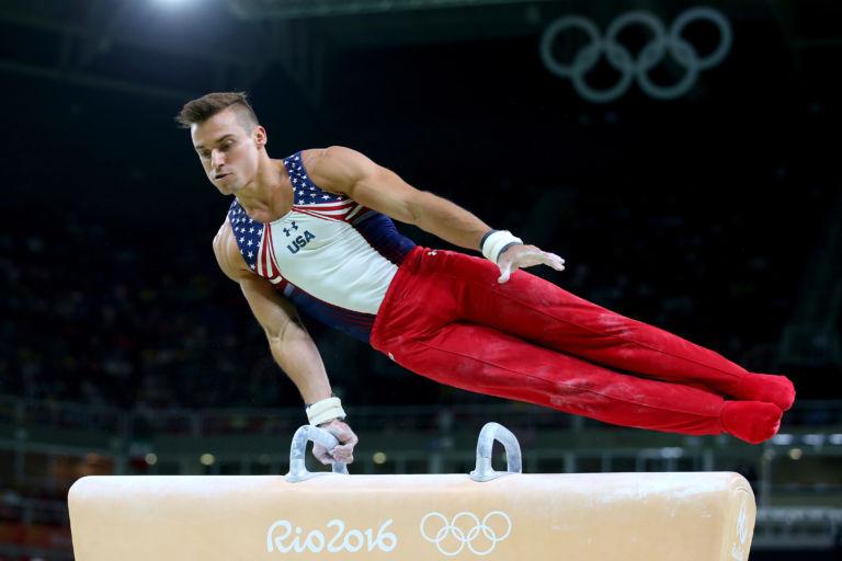 Olympics men's gymnastics results: August 6