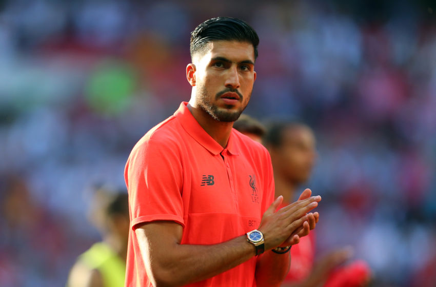 Liverpool 39 s best midfield without emre can - Ama barcelona ...