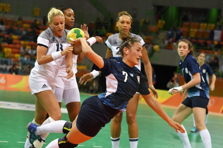 Olympics Women 39 S Handball Results August 10th