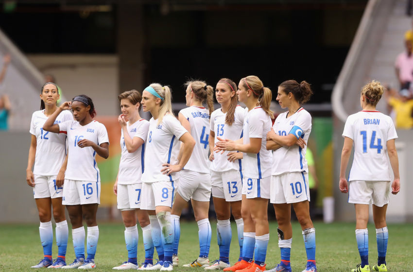 What S Next For The Uswnt After Heartbreaking Olympic Upset