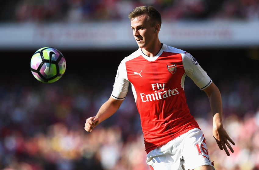 It would would be a great honour and privilege to play in the Champions League-Rob Holding
