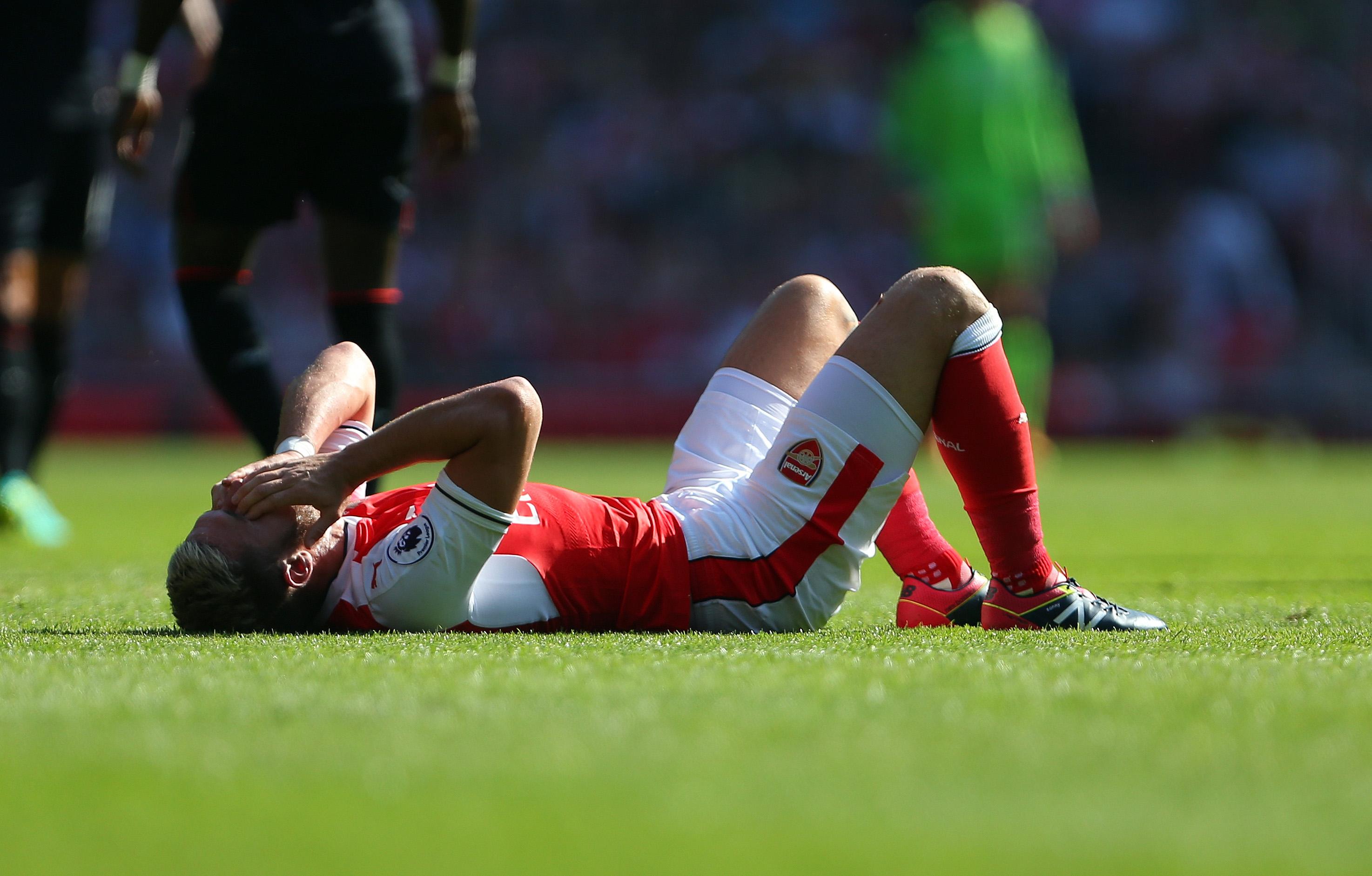 Arsenal: Arsene Wenger Learning From Aaron Ramsey Mistake