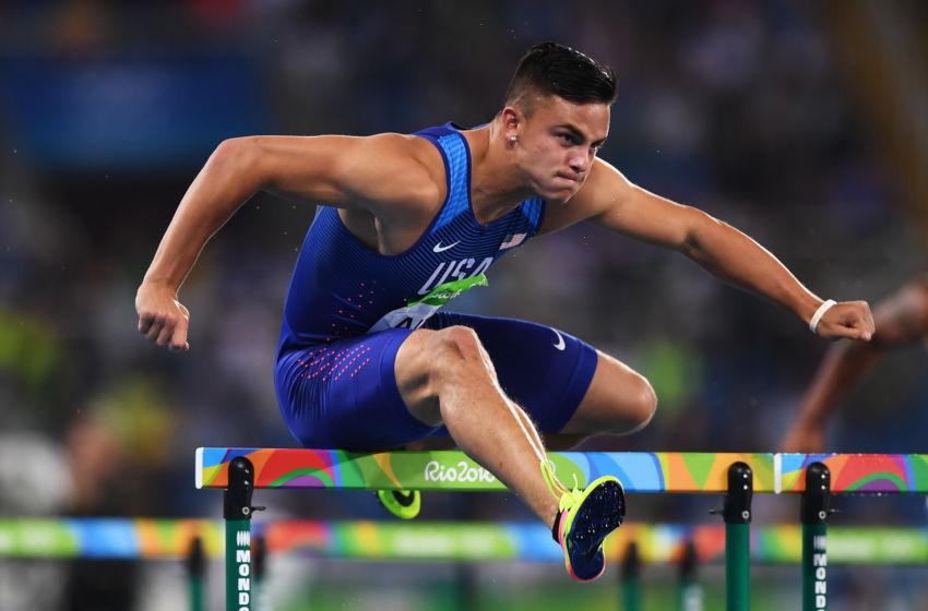 Rio Olympics Medal Count 2016 Devon Allen Fails To Medal