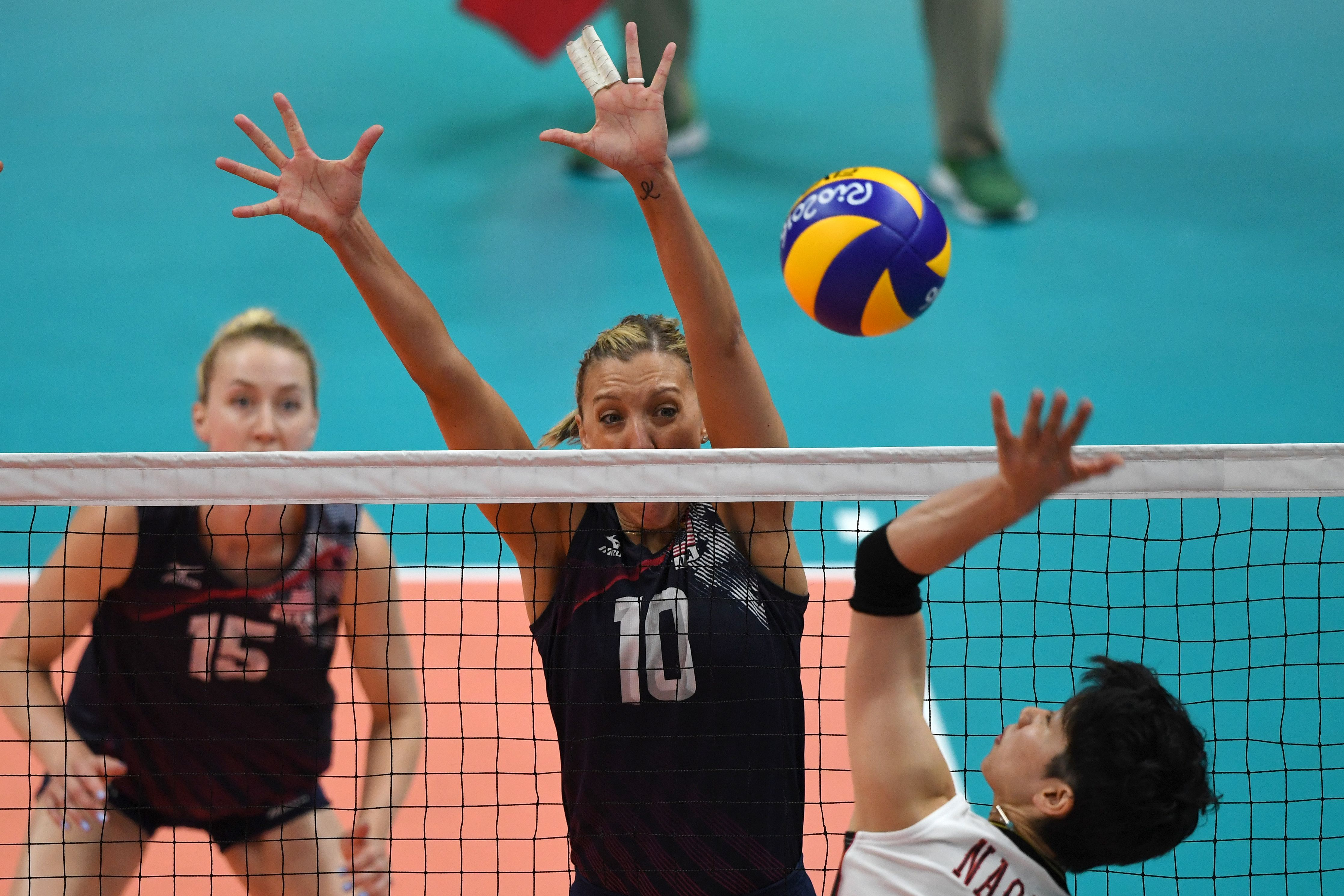 Different Positions you play in volleyball | volleyball