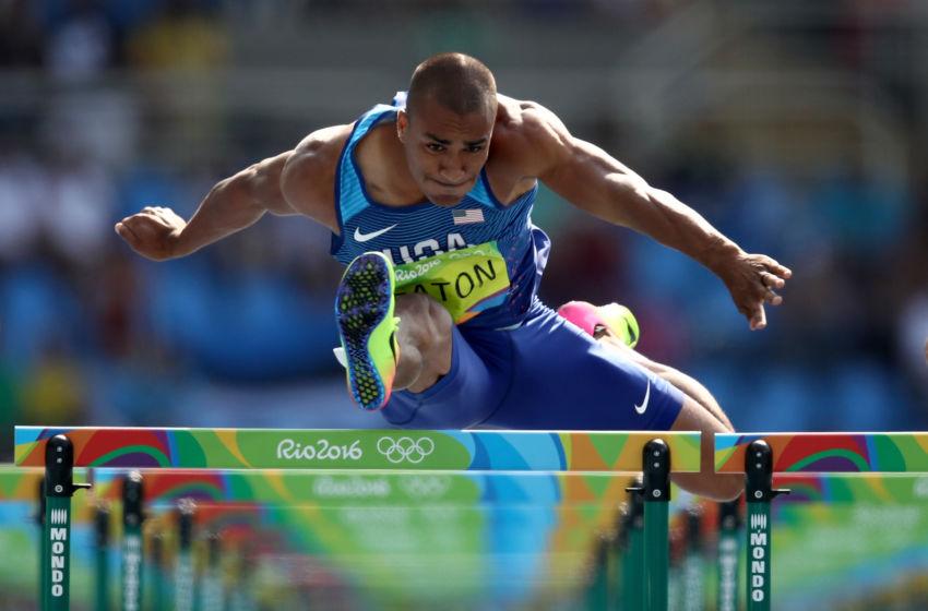 Rio Olympics Medal Count 2016 Ashton Eaton Repeats Gold