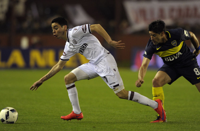 Arsenal's Link To Lanus Winger Miguel Almiron IS Worthwhile