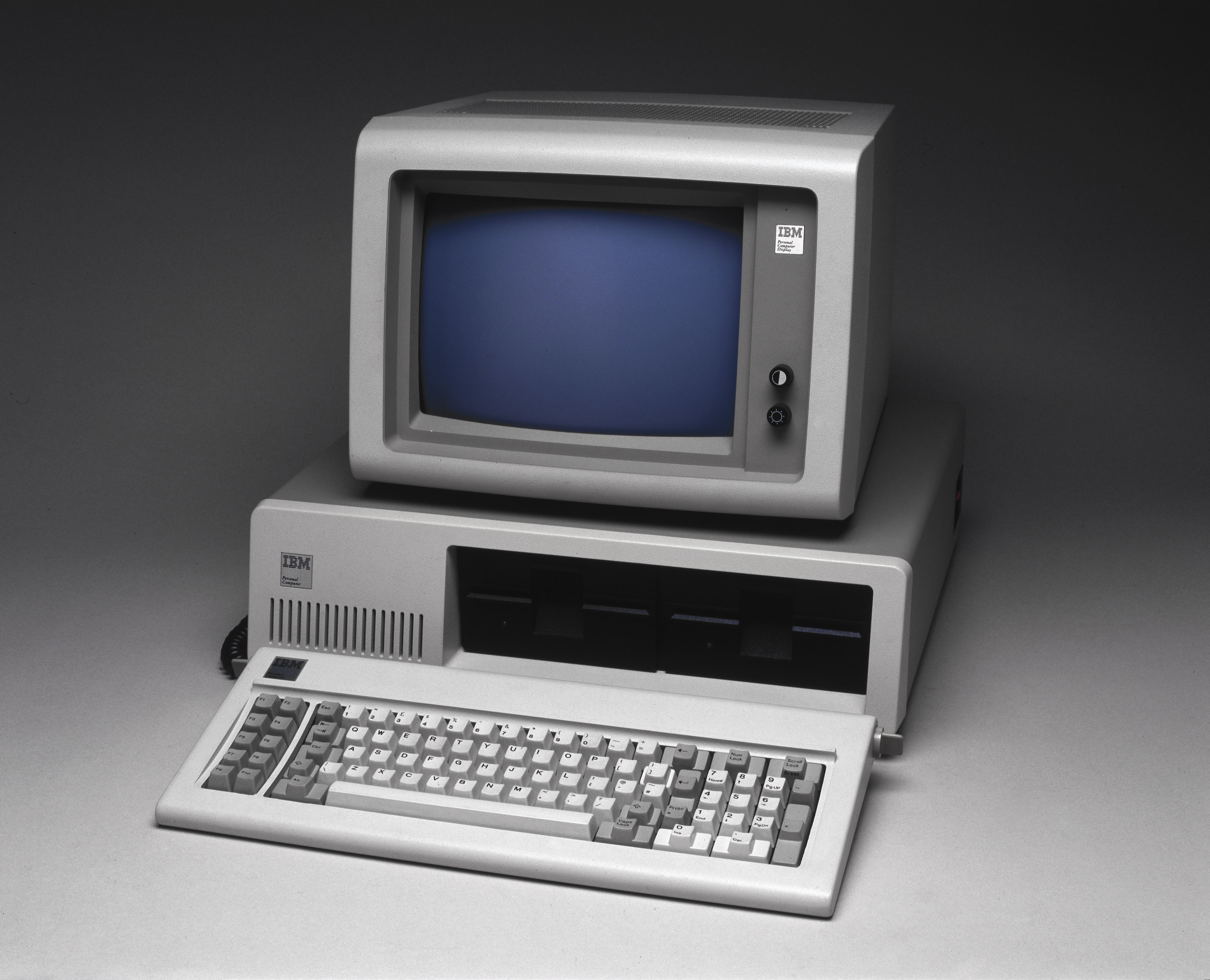 The IBM PC Turns 35 Today