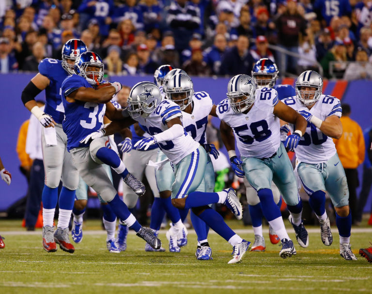 Giants At Cowboys Highlights Score And Recap