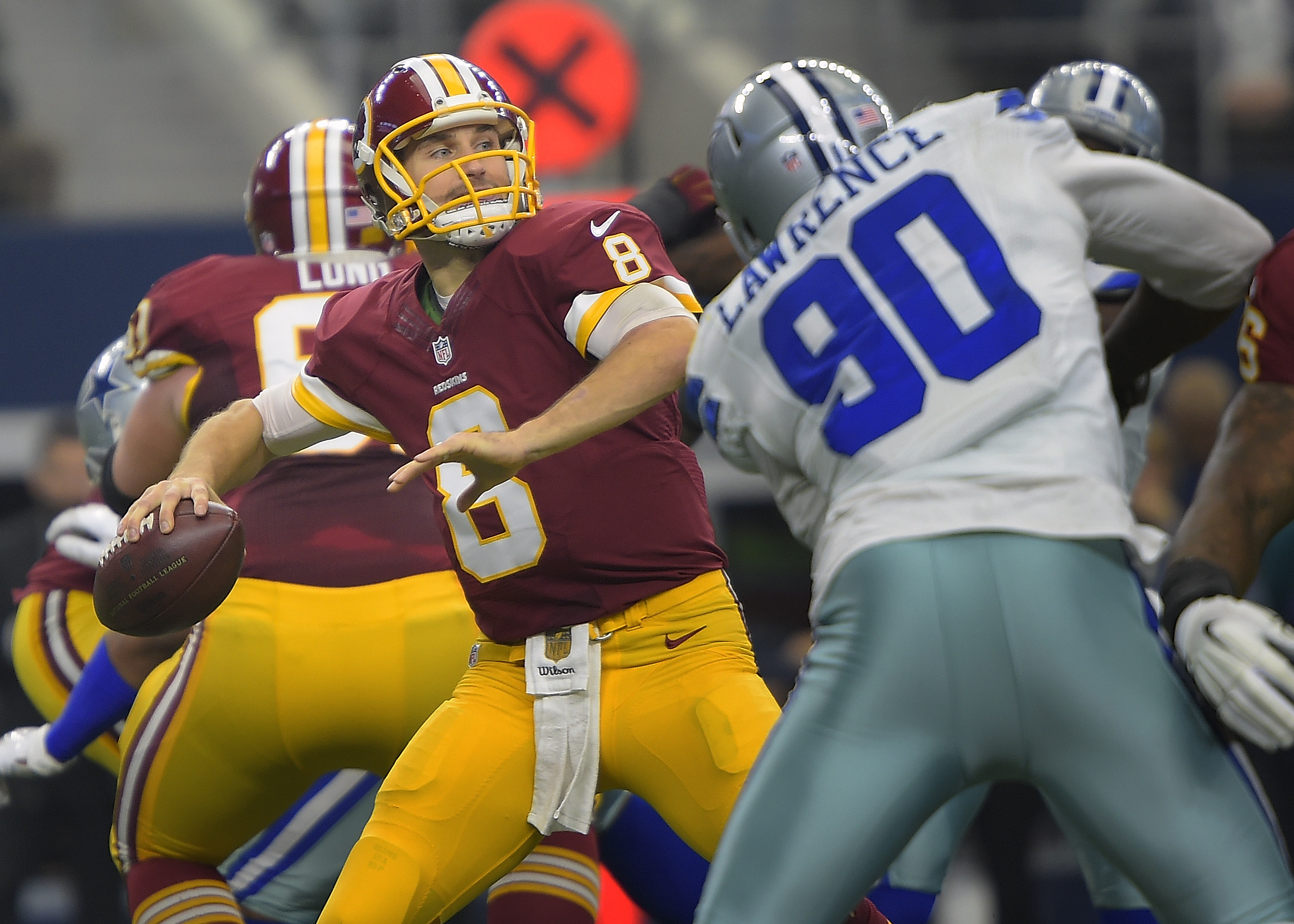Cowboys At Redskins Highlights Score And Recap