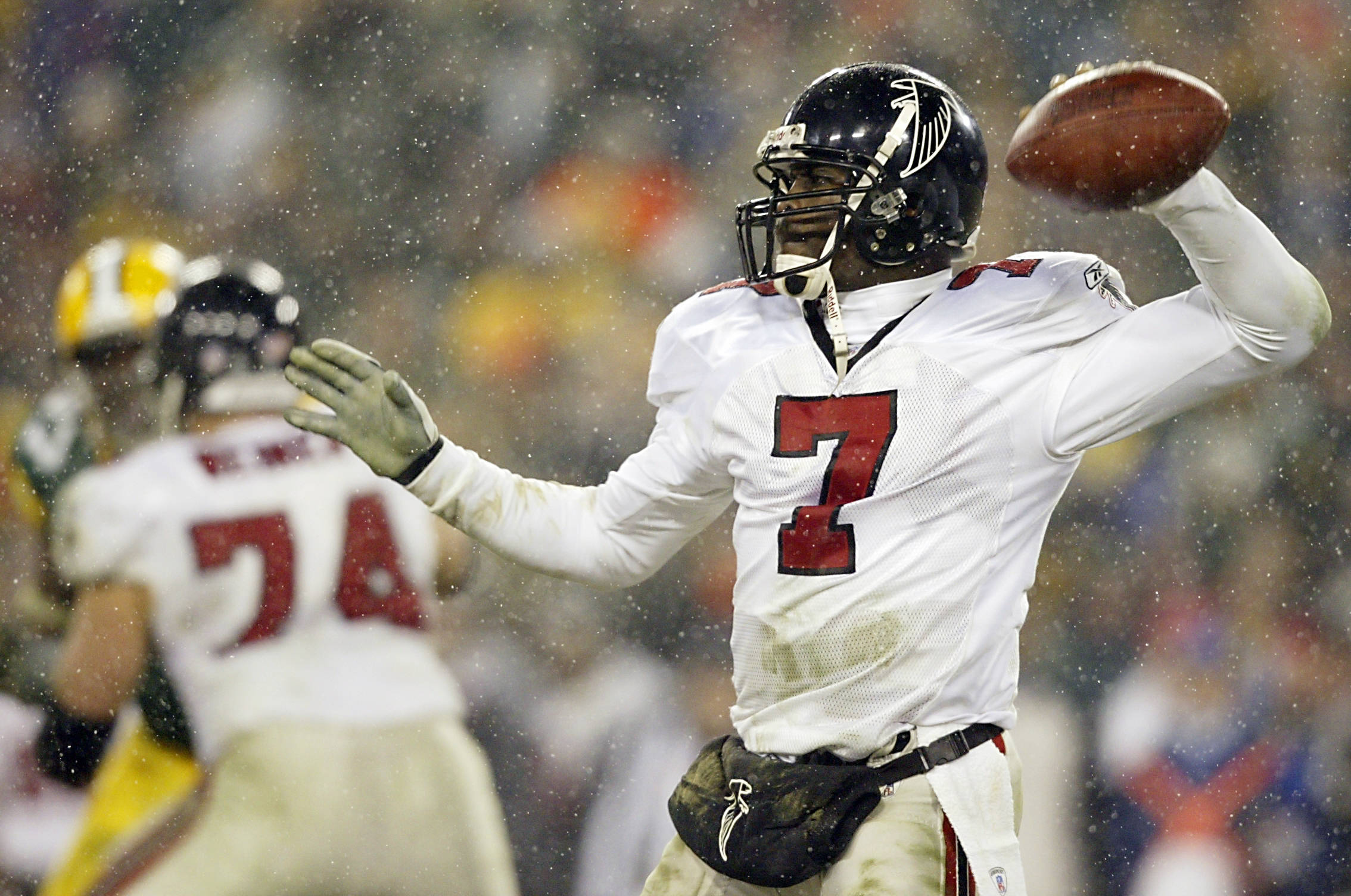 Michael Vick Believes He Should Be In The Hall Of Fame