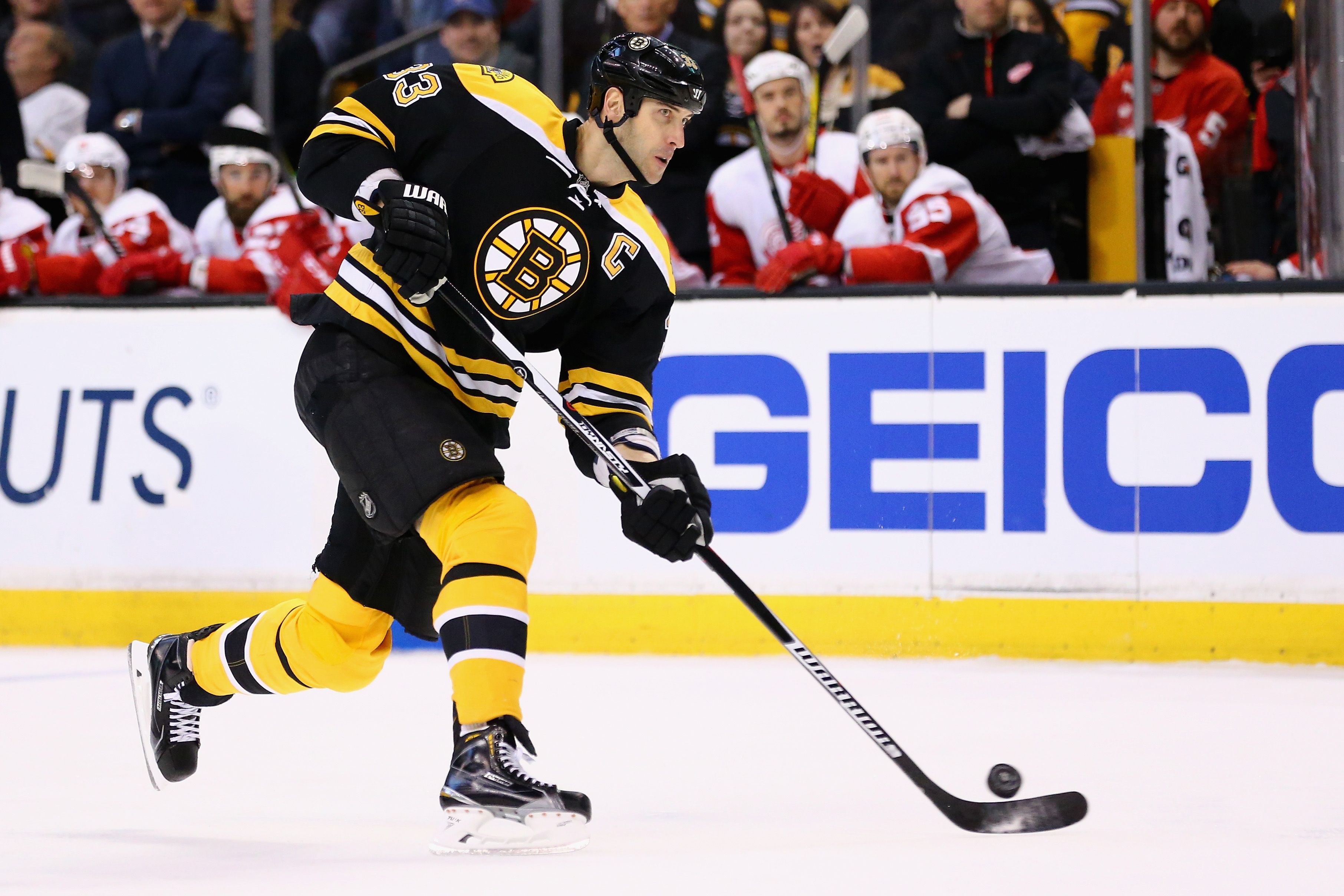 Bruins sign Marchand for 8 years, $49 million