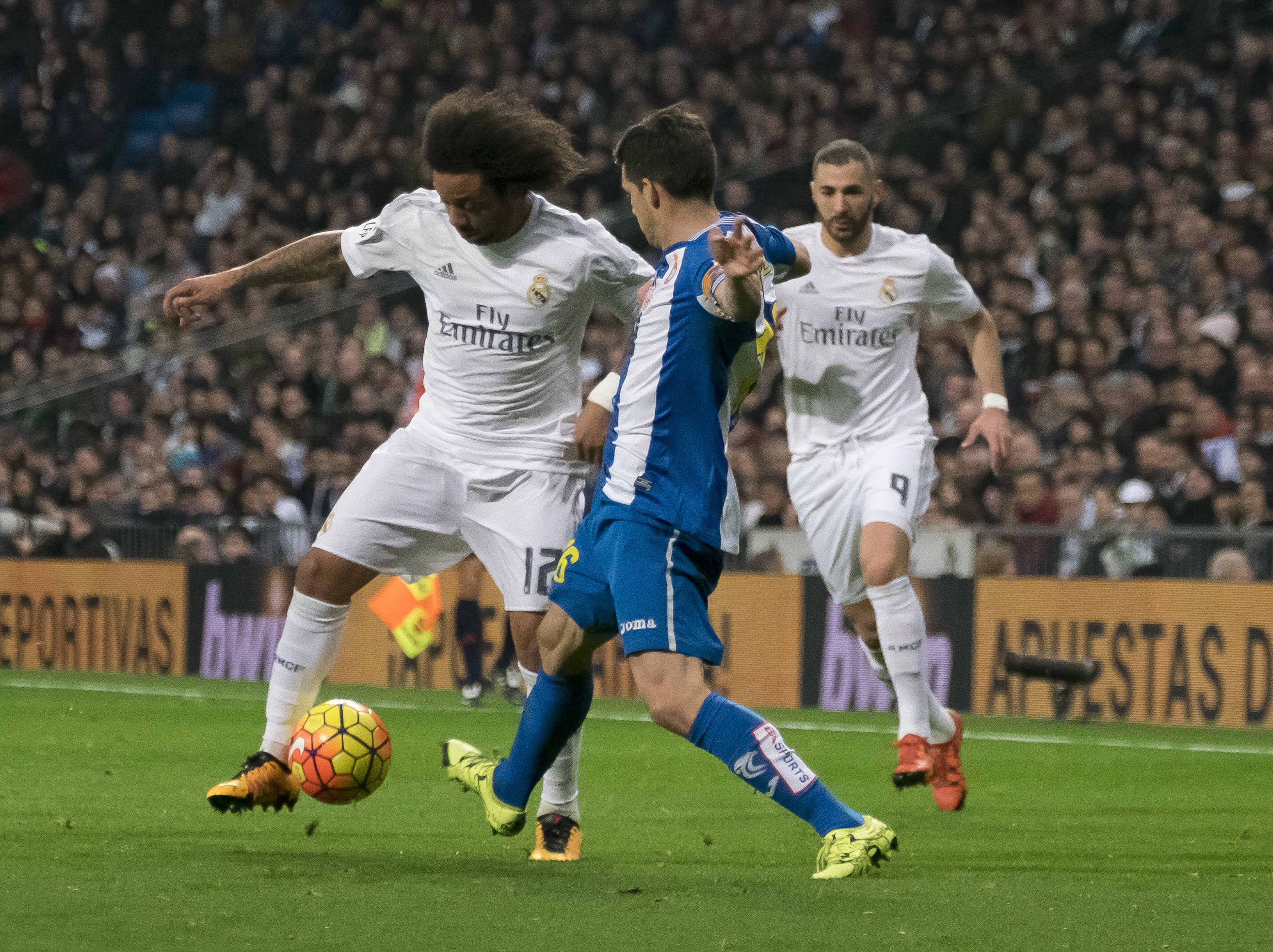 real madrid vs espanyol