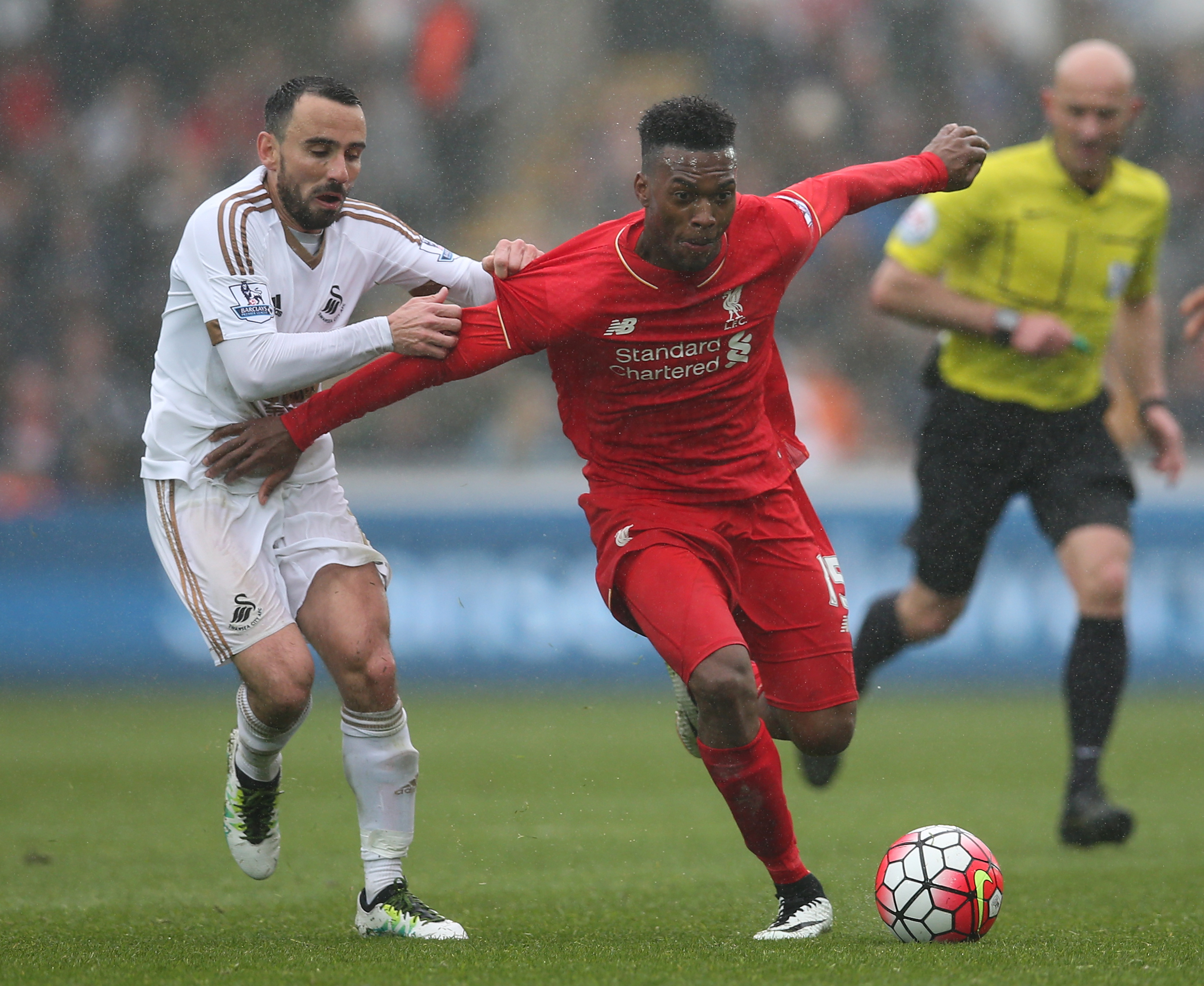 Swansea City vs. Liverpool: Combined XI ahead of Premier League clash