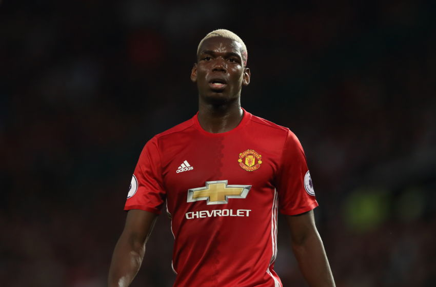 Image result for Manchester United Paul Pogba against Manchester City