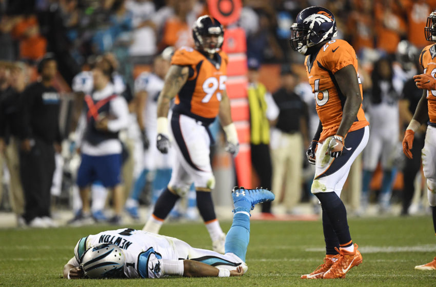 Jacksonville Jaguars Live Stream The Denver Broncos and Carolina Panthers played a physical game this ...