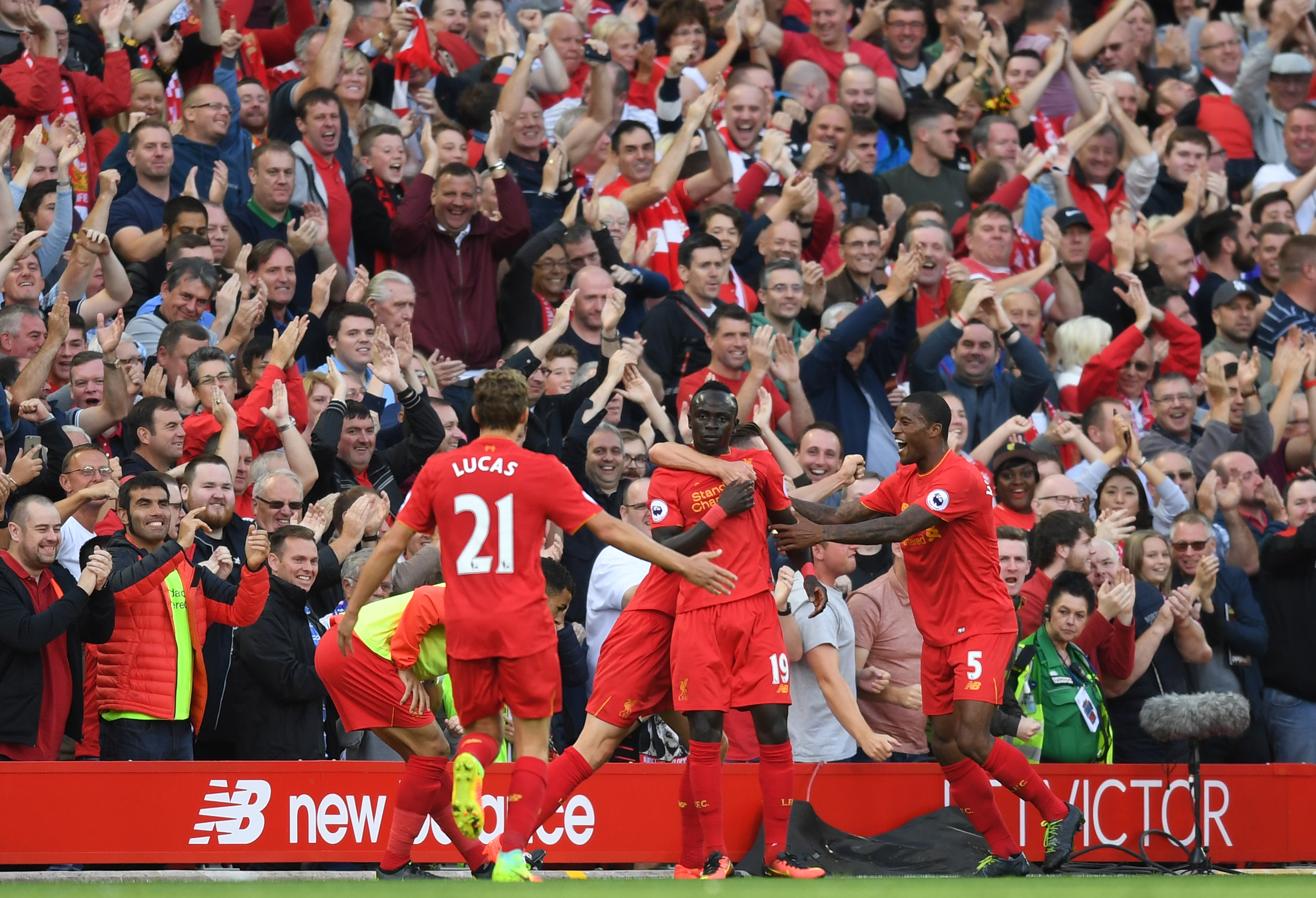 EPL 2016-17: Liverpool 4-1 Leicester - 5 talking points