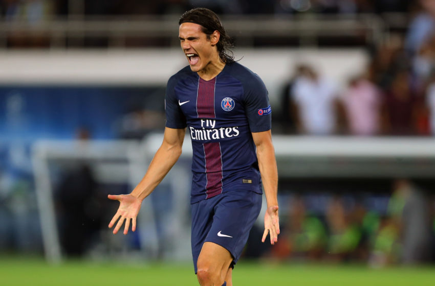 Arsenal, Edinson Cavani