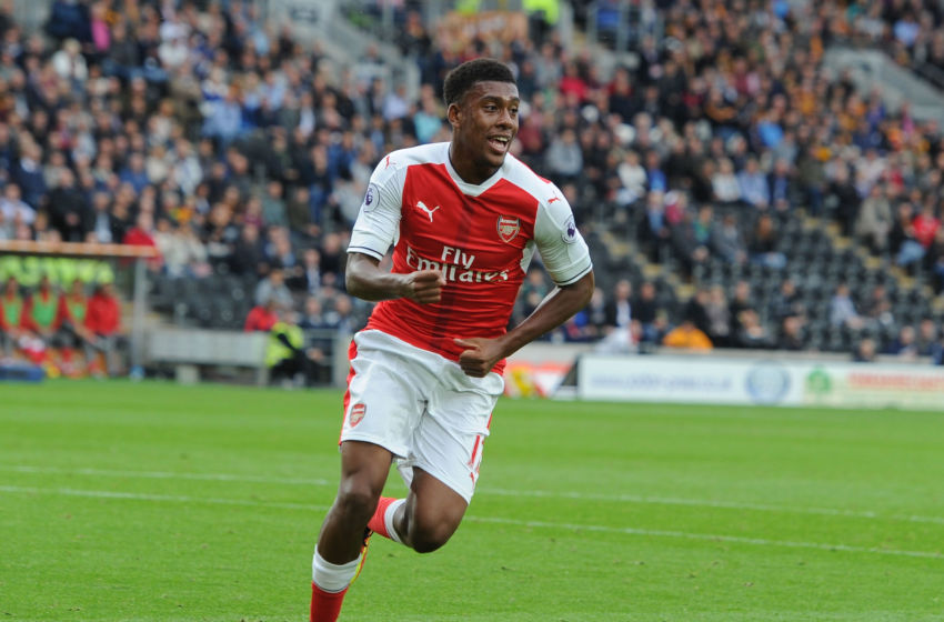 Image result for alex iwobi v hull september 2016