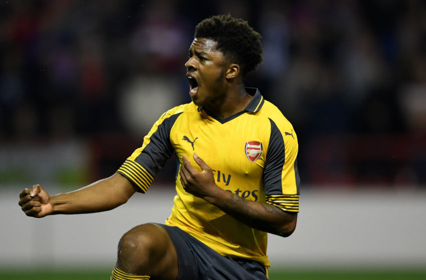 Arsenal: Chuba Akpom Injury A Major Blow
