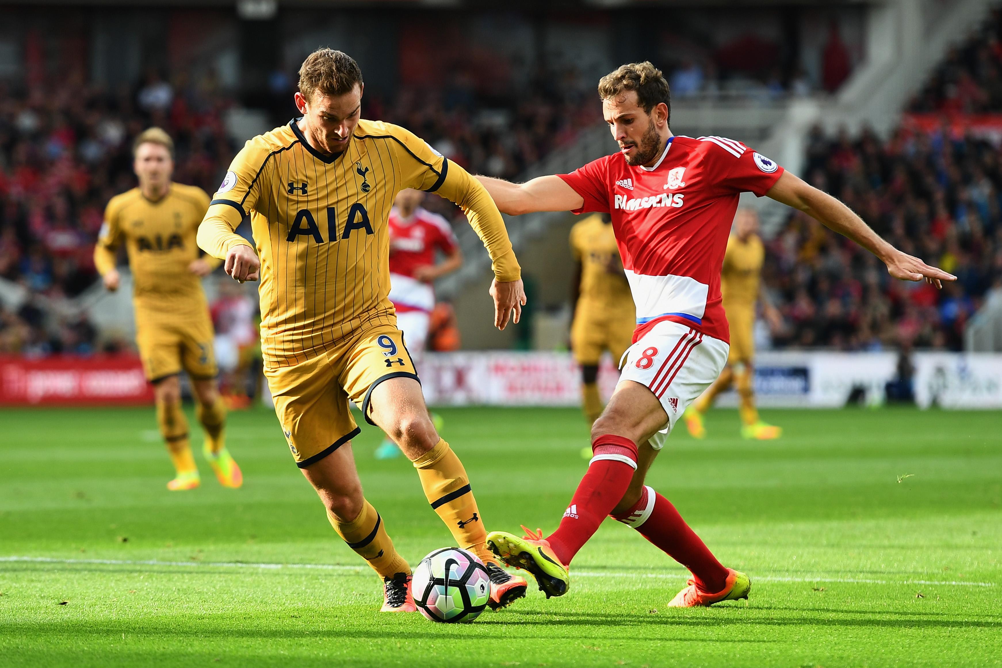 Tottenham's projected starting XI vs. CSKA Moscow | FOX Sports