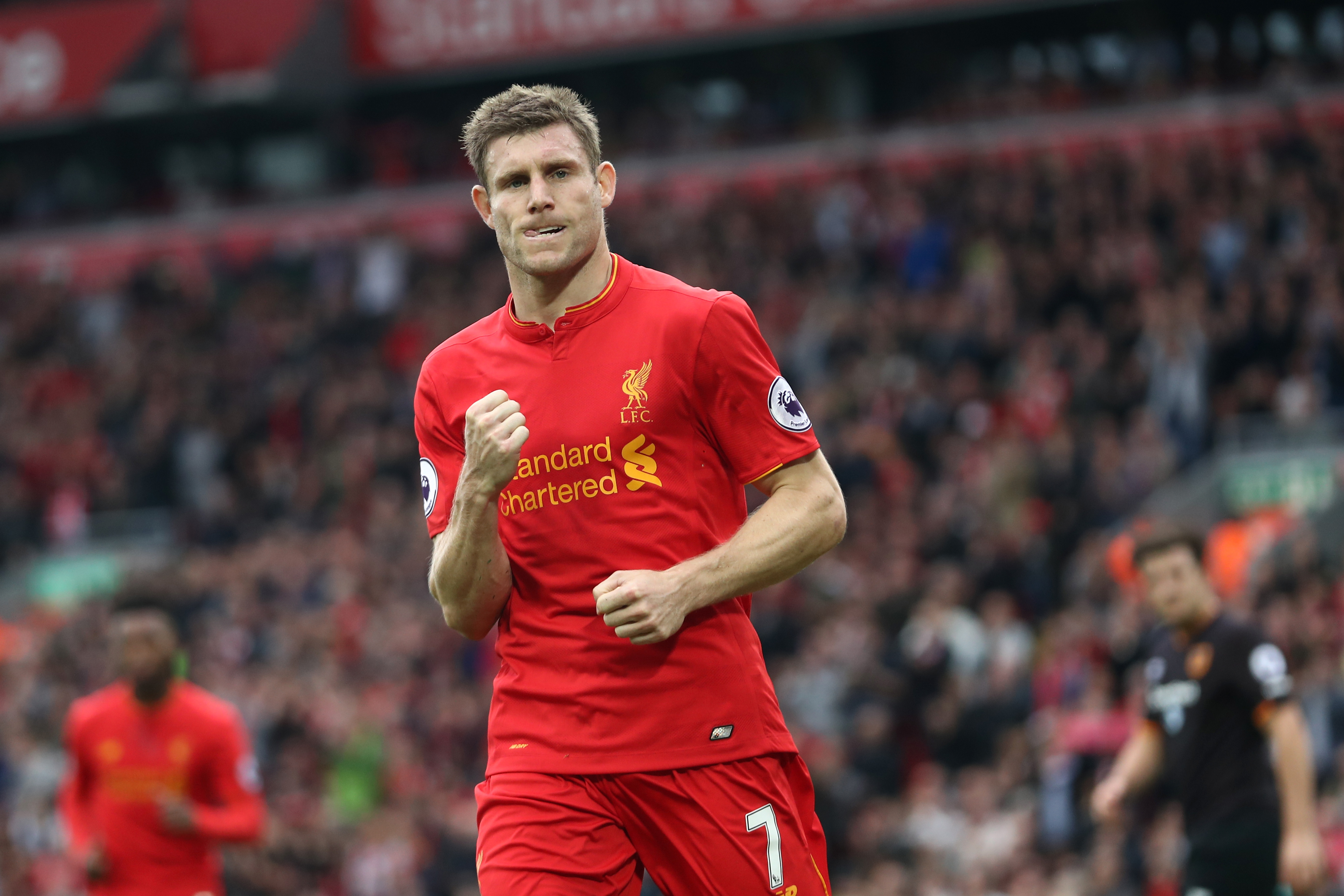 Liverpool complete £10m signing of defender Andy Robertson from Hull City